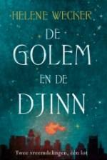 De Golem en de Djinn Boek omslag