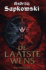 De Hekser: De Laatste Wens Boek omslag