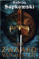 De Hekser: Het zwaard van het lot Boek omslag