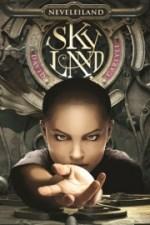 Skyland 1: Eilanden in de wind Boek omslag