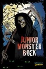 Het Junior Monsterboek Boek omslag