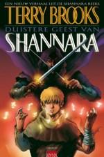 Duistere Geest van Shannara Boek omslag