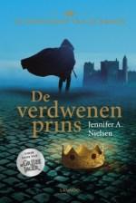 De kronieken van de kroon 1: De verdwenen prins Boek omslag