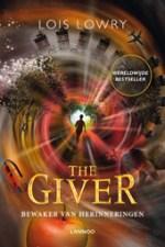 The Giver: Bewaker van herinneringen Boek omslag