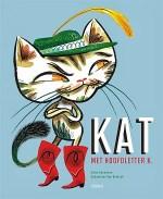 Kat, met hoofdletter K Boek omslag