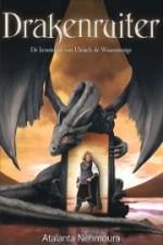 De kronieken van Ulriach de Waanzinnige 2: Drakenruiter Boek omslag
