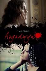 Bloed van Aldych 1: Argadwyn Boek omslag
