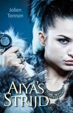 Aiya's Strijd Boek omslag