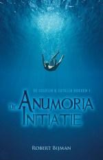 Segrijn en Sotalia 1: De Anumoria Initiatie Boek omslag