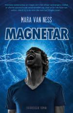 Magnetar Boek omslag