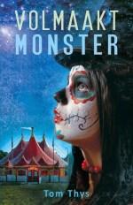 Volmaakt monster Boek omslag