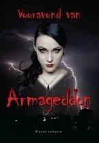 Vooravond van Armageddon Boek omslag