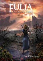 Fulia 2: De laatste tocht Boek omslag