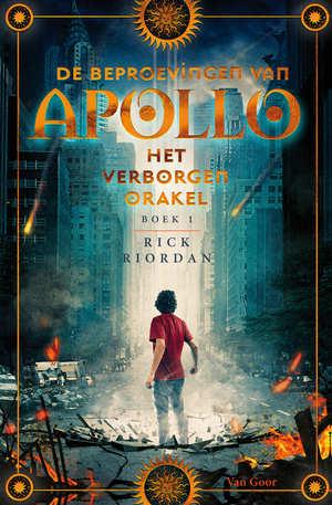 Rick Riordan - De Beproevingen van Apollo 1: Het Verborgen Orakel