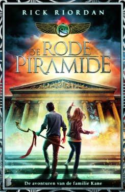 Rick Riordan - De avonturen van de familie Kane 1: De Rode Piramide