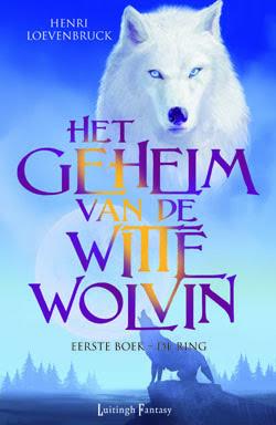 Henri Loevenbruck - Het Geheim van de Witte Wolvin 1: De Ring