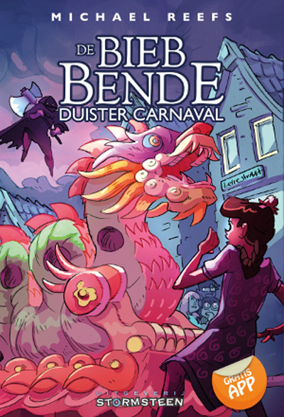 Michael Reefs - De Bieb-bende 2: Duister Carnaval