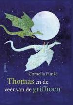 Thomas en de veer van de griffioen Boek omslag