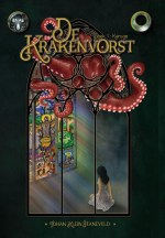 De Krakenvorst 1: Keruga Boek omslag