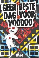 Geen beste dag voor voodoo Boek omslag