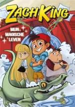 Zach King - Mijn magische leven Boek omslag