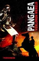 Pangaea 1: Verloren Wereld Boek omslag