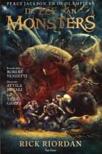 De Zee van Monsters Boek omslag