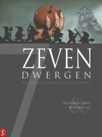 Zeven dwergen Boek omslag