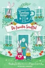 De familie Snuffel Boek omslag