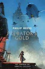 Predator's Gold Boek omslag