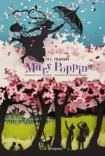 Mary Poppins Boek omslag