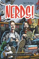 Nerds! Boek omslag