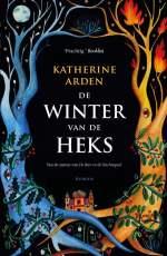 De winter van de heks Boek omslag