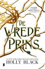 De Wrede Prins Boek omslag