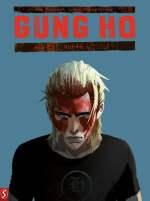 Gung Ho 4 – Woede Boek omslag