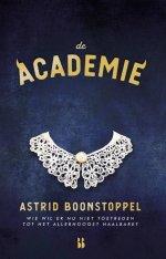De Academie Boek omslag