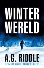 Winterwereld Boek omslag