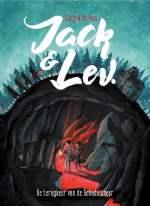 Jack en Lev - De terugkeer van de Schaduwheer Boek omslag