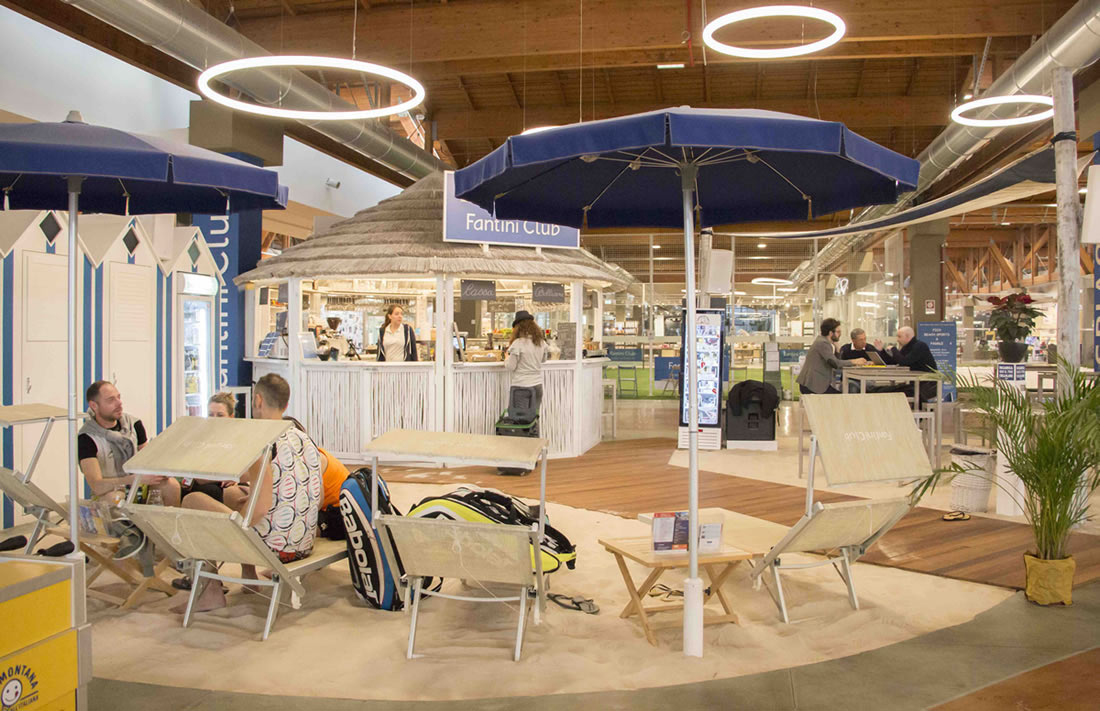 Fantini Club Cervia the holiday village in the Romagna