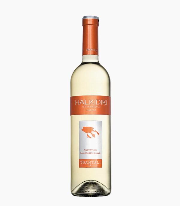 Halkidiki, Assyrtiko & Sauvignon Blanc