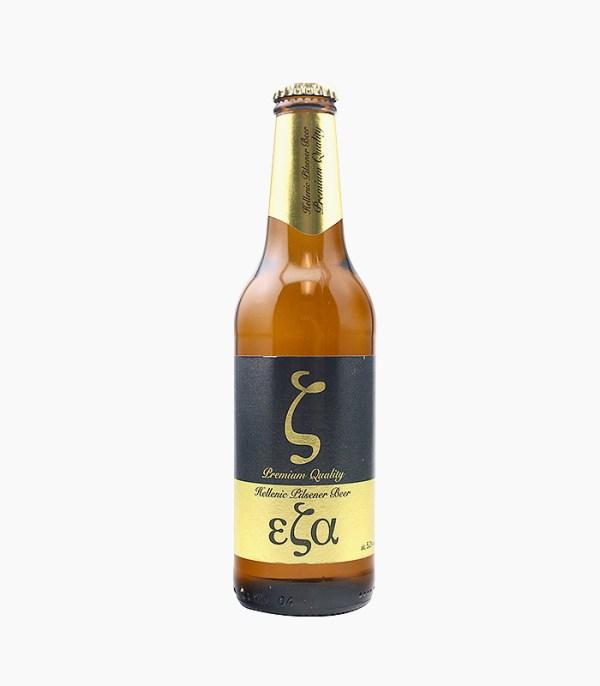 Eza, Premium Pilsner Beer
