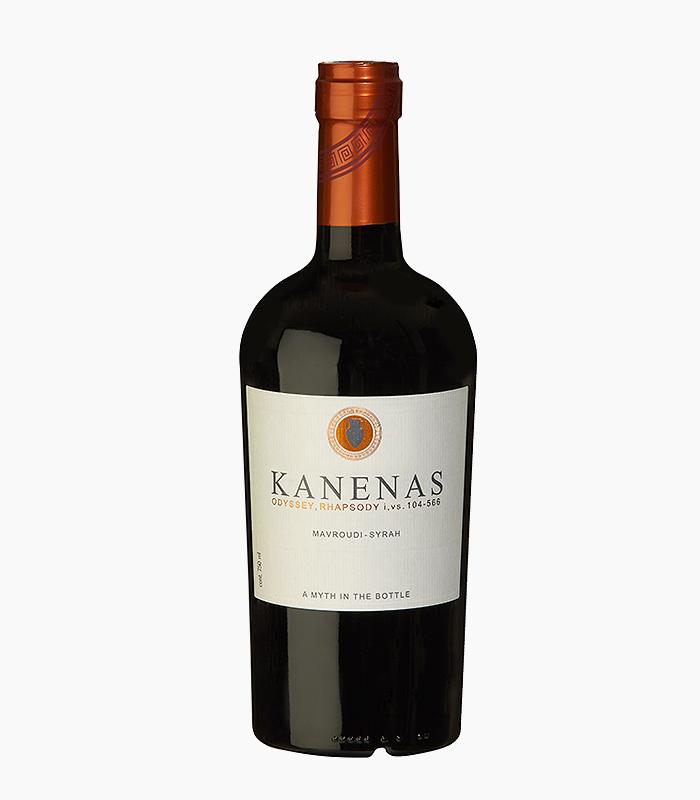 Kanenas, Red