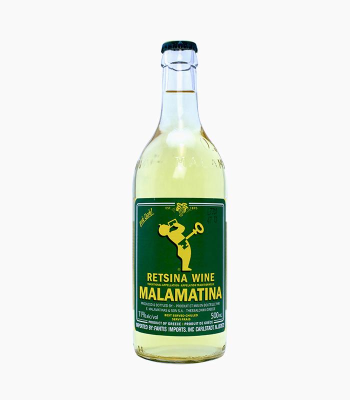 Malamatina – Retsina