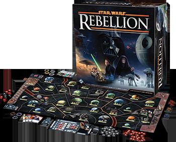 Star Wars Rebellion Board Game