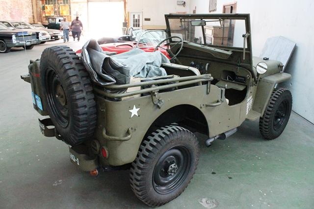 1943 Willys Mb Fantomworks