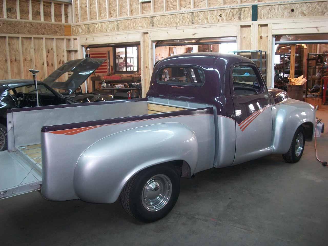 1951 Studebaker 2r5 Pickup Fantomworks
