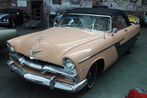 1955 Plymouth Belvedere (Convertible)