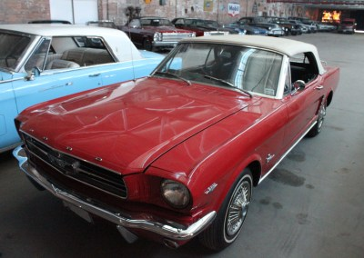 1965 Ford Mustang (Convertible)