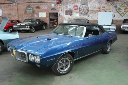 1969 Pontiac Firebird (Convertible)