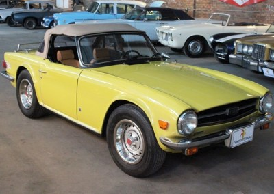 1976 Triumph TR6 (Convertible)